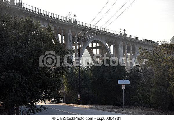 Historic Bridge - csp60304781