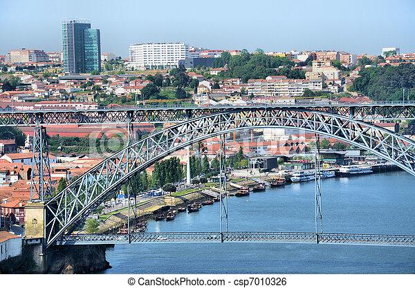 Historic bridge - csp7010326