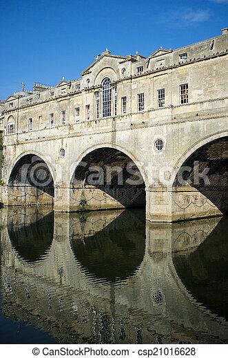Historic Bridge - csp21016628