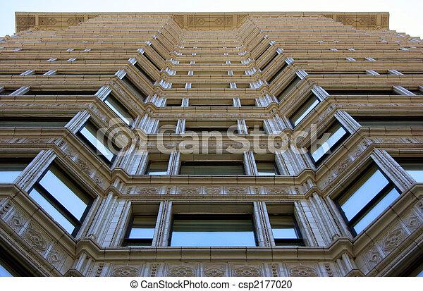 Historic building facade - csp2177020