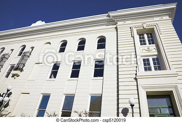 Historic building in Pensacola - csp5120019