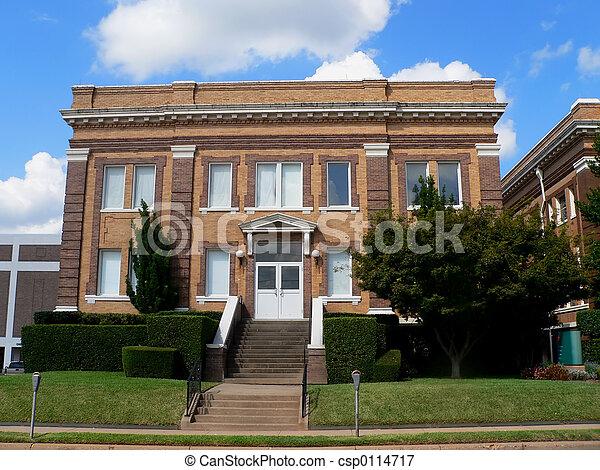 Historic Building - csp0114717