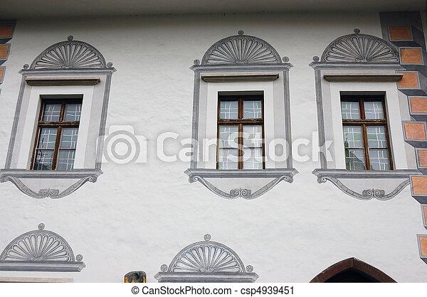 Historic building - csp4939451
