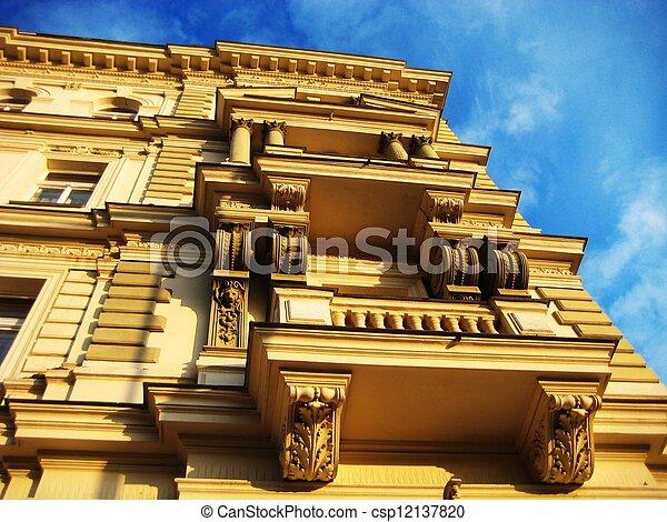 historic building - csp12137820