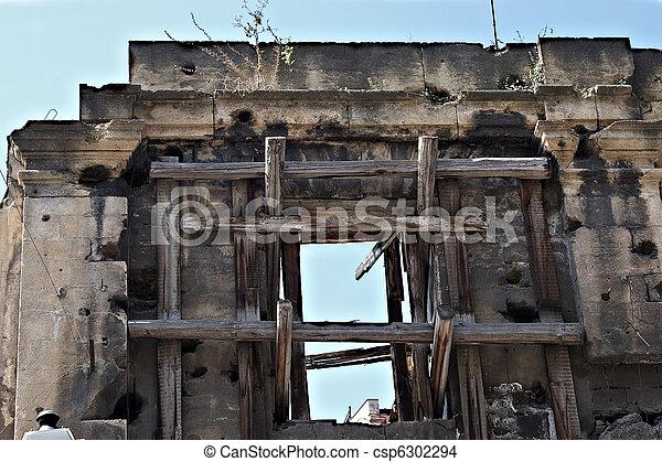 historic building - csp6302294