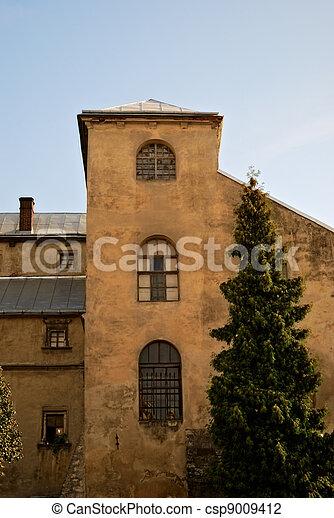 historic building - csp9009412