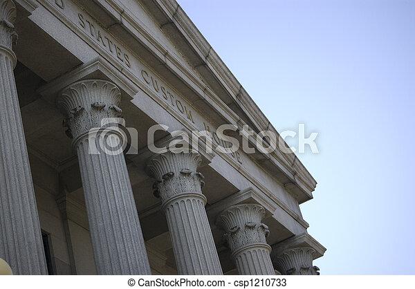 Historic Building - csp1210733