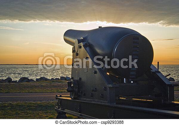 Historic Canon - csp9293388