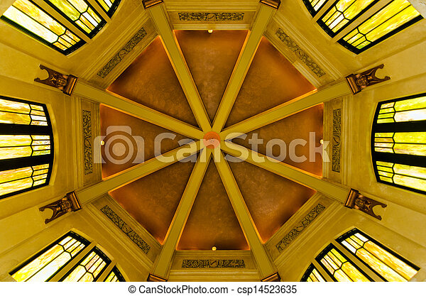 Historic Dome - csp14523635