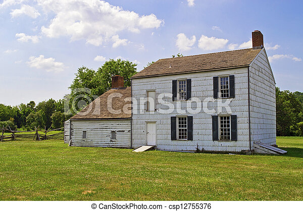 Historic Home - csp12755376