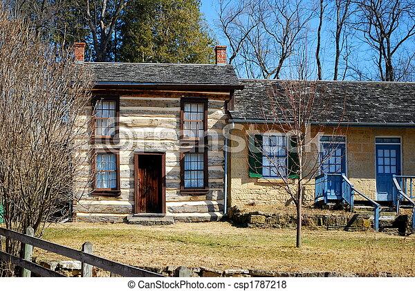 Historic home - csp1787218