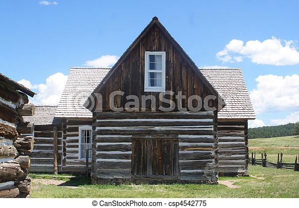 Historic Home - csp4542775
