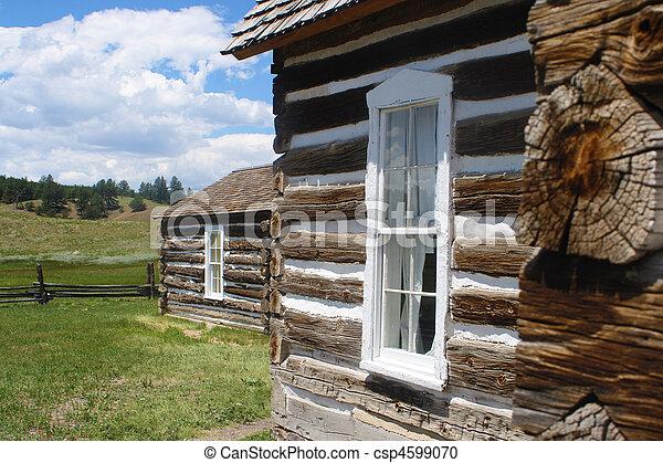 Historic Home - csp4599070
