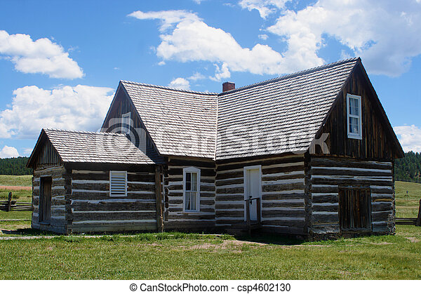 Historic Home - csp4602130