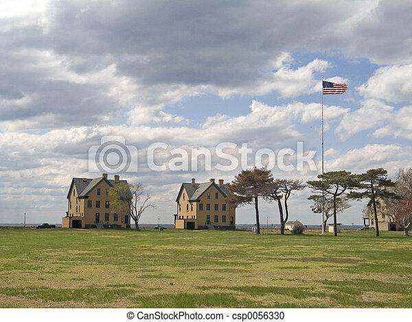 Historic Homes - csp0056330