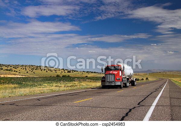 Historic Route 66 - csp2454983