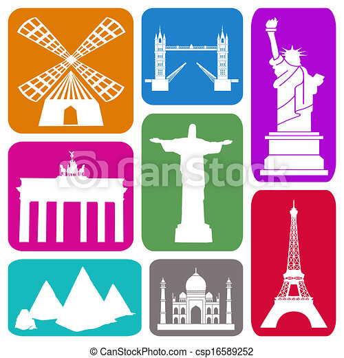 historic sites wallpaper with famous historical sites in stock rh canstockphoto com clip art websites clip art websites for free