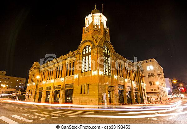 Historical building - csp33193453