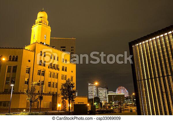 Historical building - csp33069009