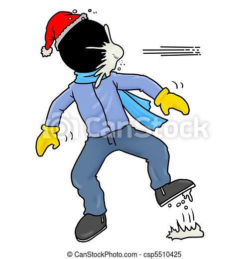 silhouette man unlucky day hit by snowball stock illustrations rh canstockphoto com snowball clipart free snowball fight clipart images