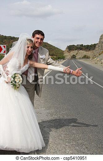 hitchhiking - csp5410951
