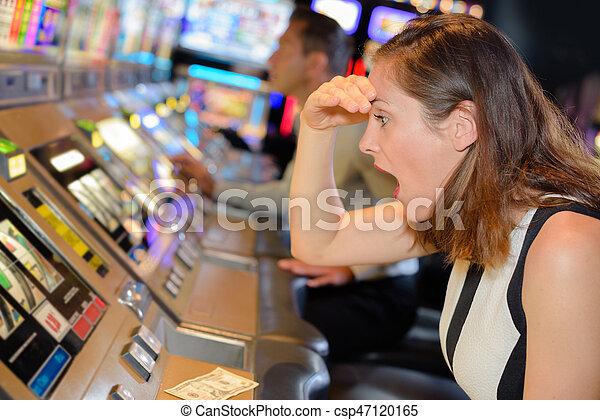 hitting the jackpot - csp47120165