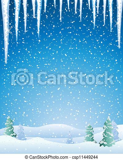 hiver - csp11449244