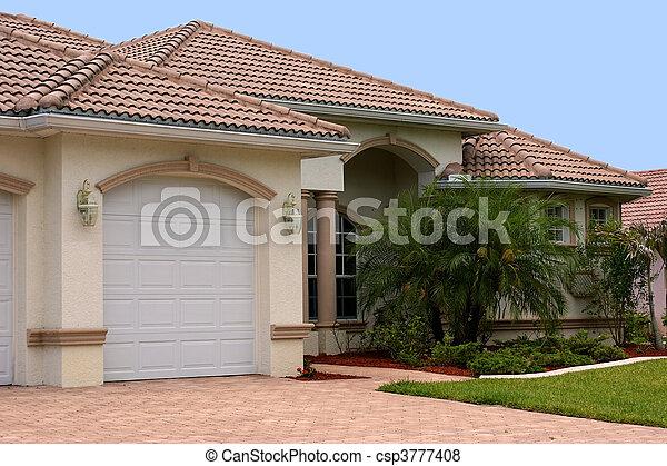 hjem, florida - csp3777408