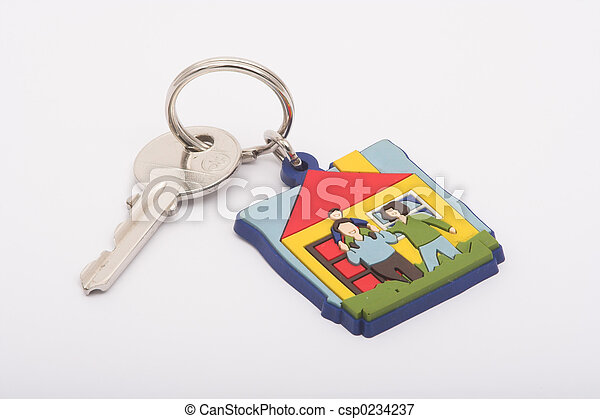 hjem nøgle - csp0234237