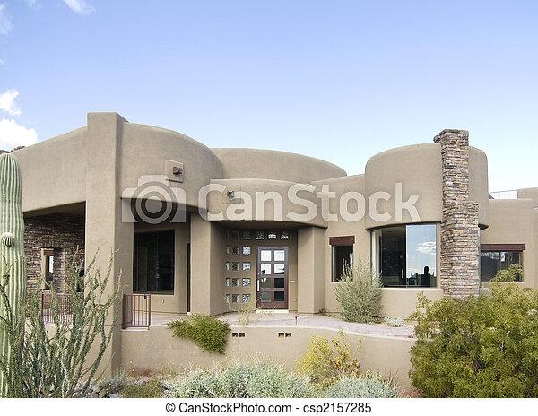 hjem, sydvest - csp2157285