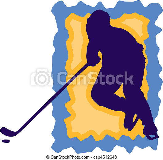 hockey vector search clip art illustration drawings and eps rh canstockphoto com hockey stick clipart free hockey player clipart free