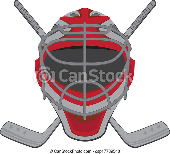 Hockey Goalie Ice Hockey Goalie Mask Sticks