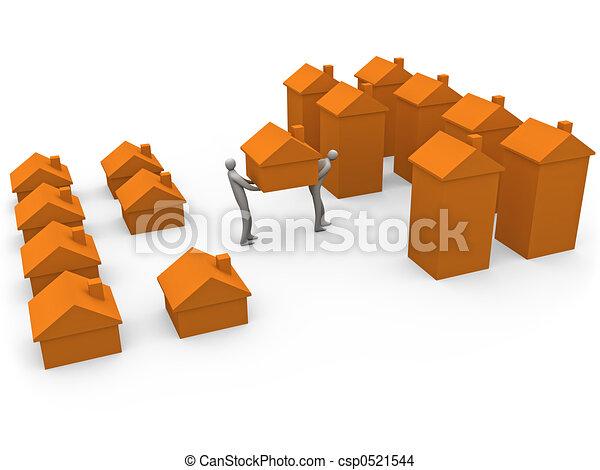 Casa movida número uno - csp0521544
