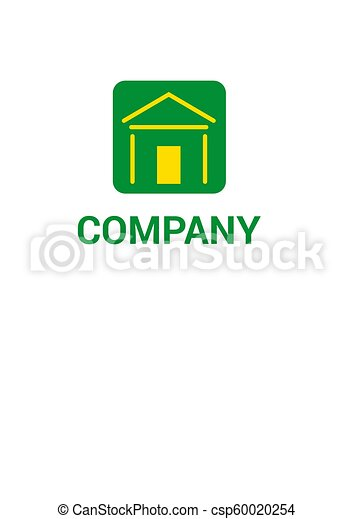 Logo de la casa de los botones - csp60020254