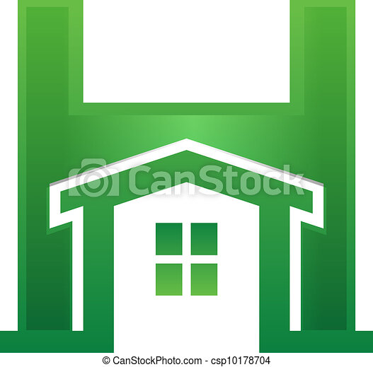 En casa por carta - csp10178704