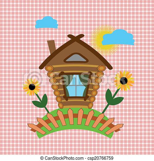 A casa - csp20766759