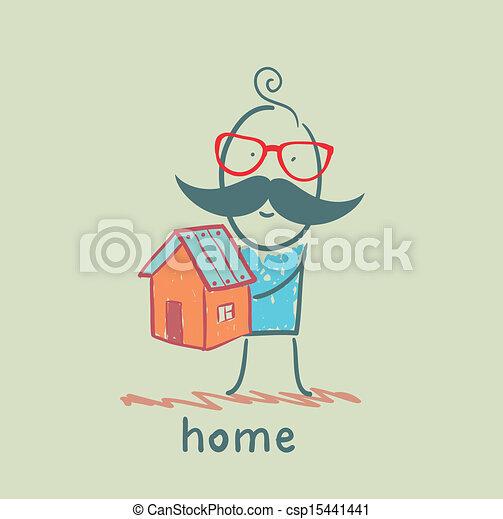 Casa - csp15441441