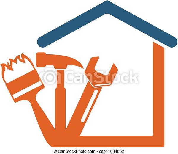 Reparación casera con la herramienta - csp41634862