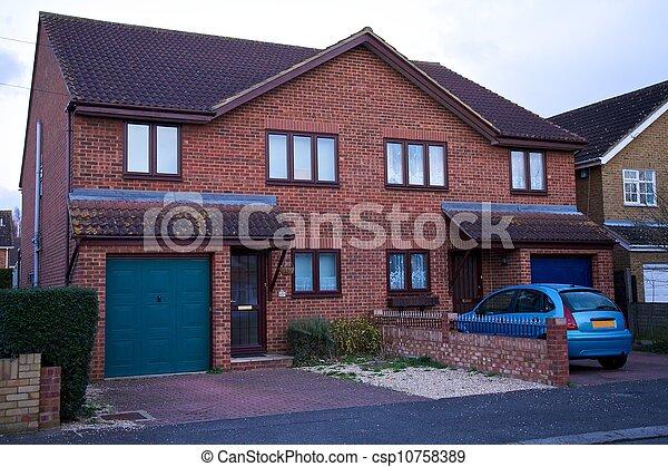 Casa en Inglaterra - csp10758389