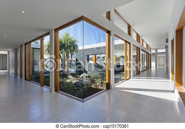 Casa moderna - csp10170361