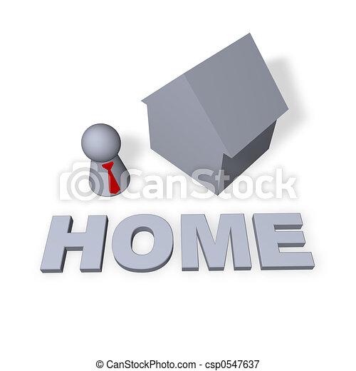 Casa - csp0547637