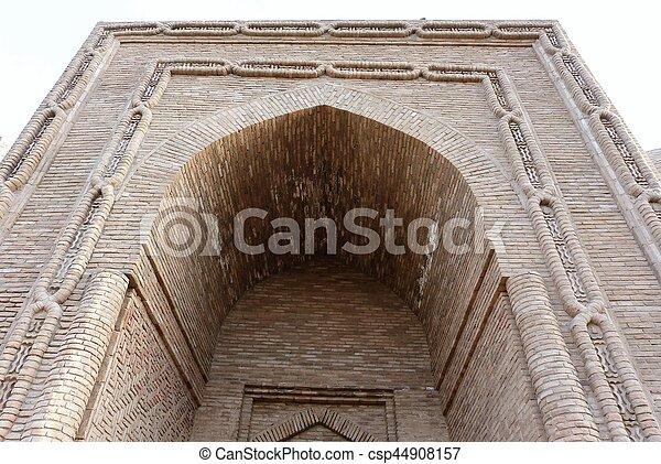 Hoja Mashhad, Tajikistan - csp44908157