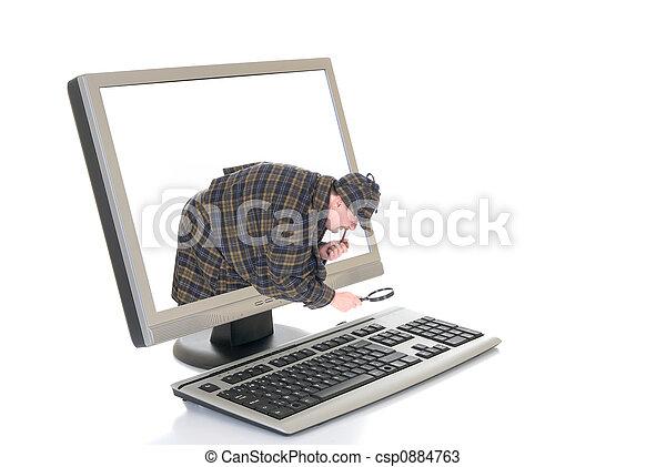 Hola ordenador técnico - csp0884763