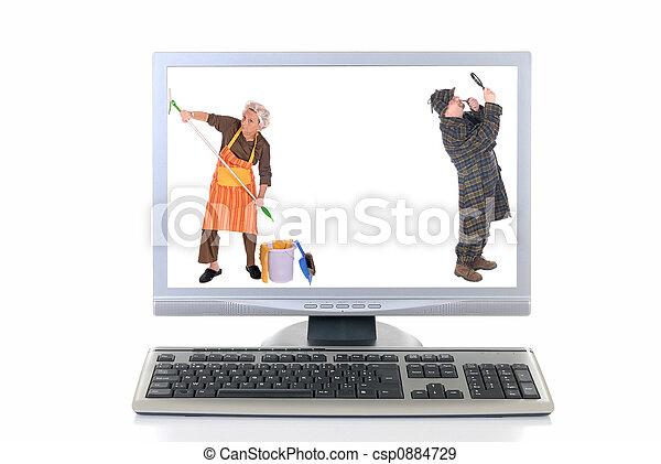 Hola ordenador técnico - csp0884729