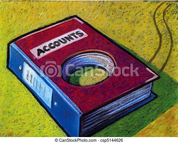 Hole In The Accounts Ledger