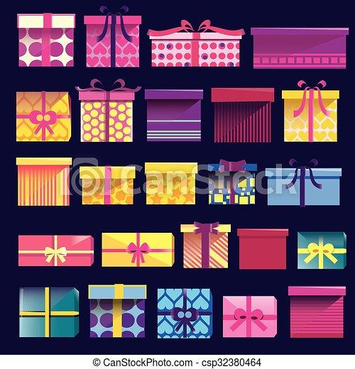 Holiday And Birthday Gift Box Set Holiday And Birthday Gift And