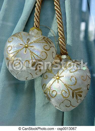 Holiday decorations - csp0013067