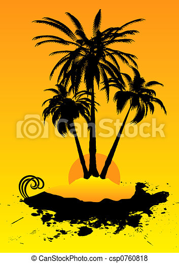 holiday destination hot - csp0760818