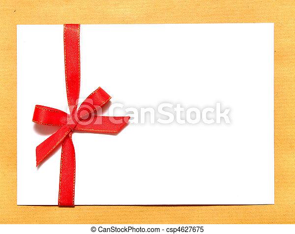 holiday envelope - csp4627675