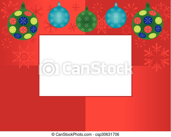 Holiday Frame 4x6 - csp30631706
